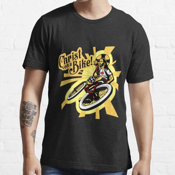 Christ on a Bike Essential T-Shirt