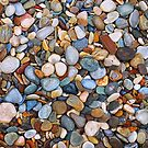 127 Samos Stones by Shirley Steel
