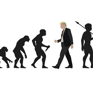 Evolution of Trump by Twagger