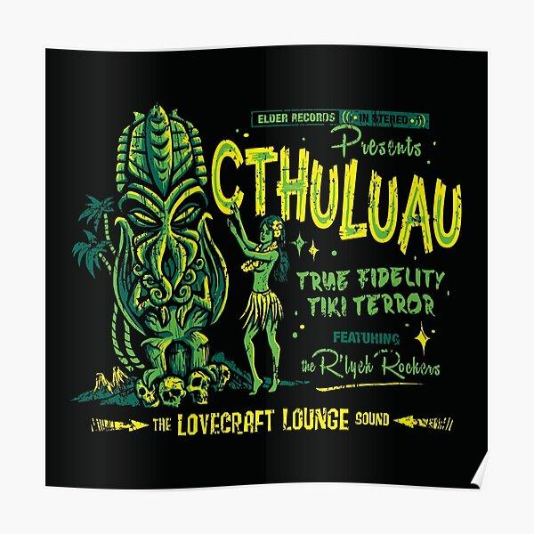 Cthuluau Poster