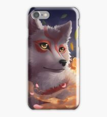 Heaven's illumination iPhone Case/Skin