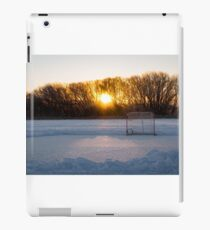 Pond Hockey iPad Case/Skin