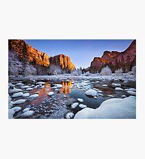 Ice Age Photographic Print
