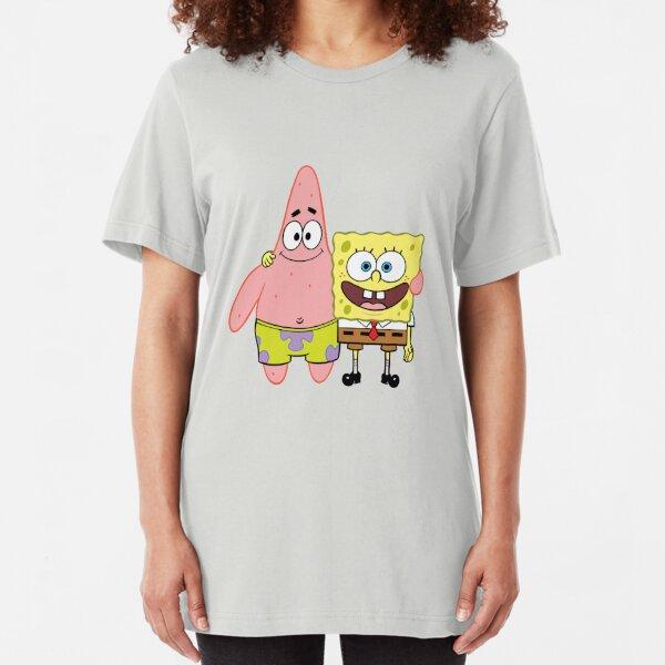 spongebob Slim Fit T-Shirt