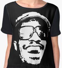 stencil Stevie Wonder Chiffon Top
