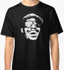 stencil Stevie Wonder Classic T-Shirt
