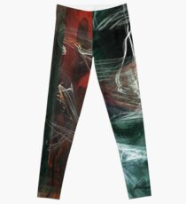 Ingress and Egress - digital Leggings