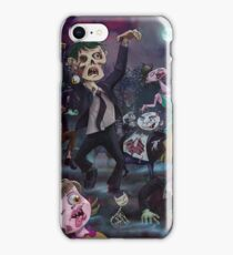 Cartoon Zombie Party iPhone Case/Skin