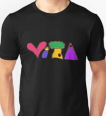ViTA shirt has much vitality Unisex T-Shirt