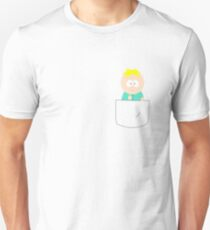 Camiseta ajustada The Butters show. That's me !