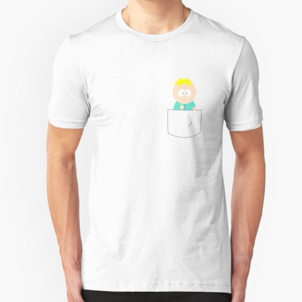 The Butters show. That's me ! Slim Fit T-Shirt