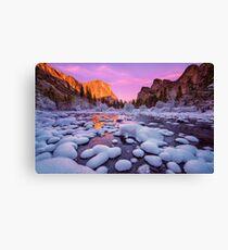 Yosemite Valley Canvas Print