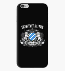 FREE STATE OF BAVARIA iPhone Case