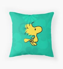 Woodstock Throw Pillow