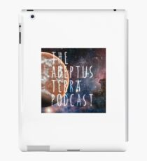 Adeptus Terra Podcast iPad Case/Skin