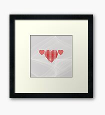 Hearth new Framed Print