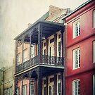 Ironwork Balconies NOLA by Jonicool