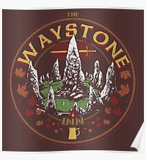 Waystone Poster
