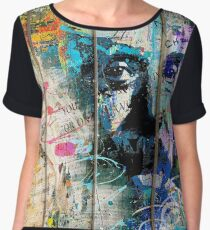 Artistic I - Albert Einstein Chiffon Top