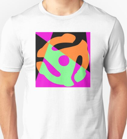 Abstract 45 Record Holder T-Shirt