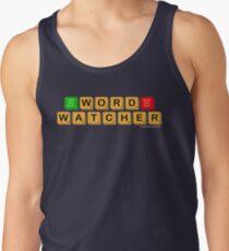 Word Watcher Tank Top
