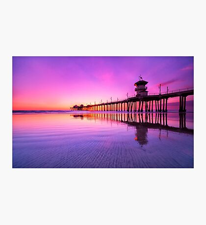 Huntington Beach Photographic Print