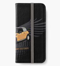RIP MINI Cooper Illustration iPhone Wallet/Case/Skin