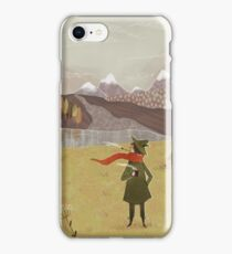 far away from the Moomin valley  iPhone Case/Skin