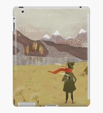 far away from the Moomin valley  iPad Case/Skin
