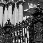 Detail from Duomo di San Giorgio (Ragusa) IBLA by Edwin  Catania