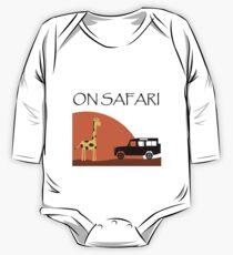 On Safari - Defender 110 One Piece - Long Sleeve