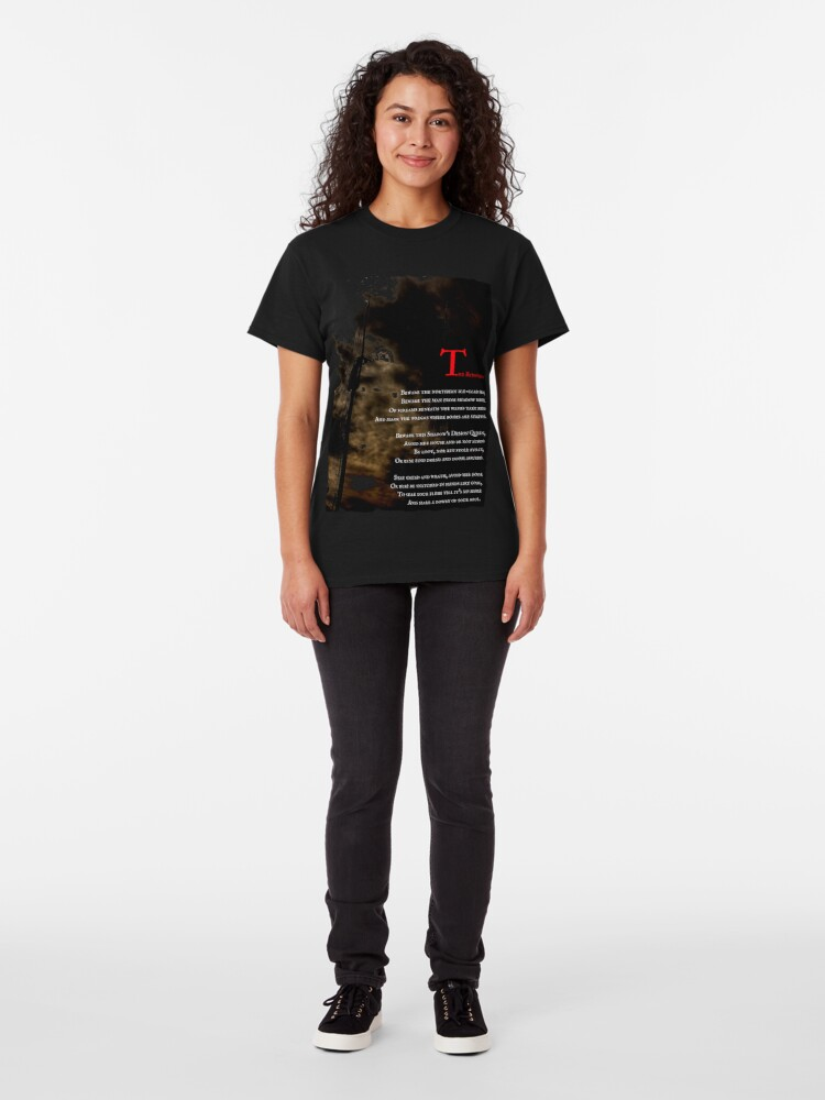 Alternate view of The Betrothed Classic T-Shirt
