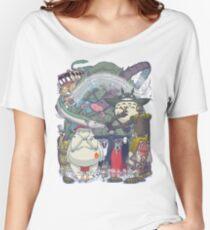 Miyazaki's Monsters II Women's Relaxed Fit T-Shirt
