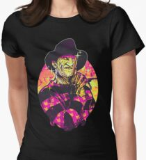 Neon Horror: Freddy  T-Shirt
