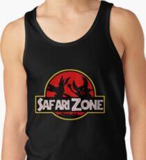 Jurassic Park - Safari Zone Tank Top