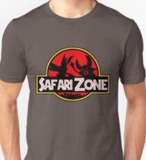 Jurassic Park - Safari Zone Unisex T-Shirt