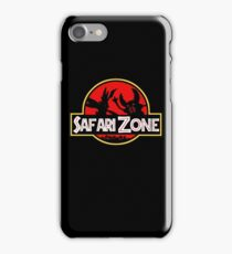 Jurassic Park - Safari Zone iPhone Case/Skin