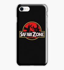 Jurassic Park - Safari Zone iPhone Case/Skin