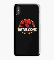 Jurassic Park - Safari Zone iPhone Case
