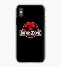 Jurassic Park - Safari Zone iPhone Case