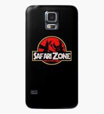 Jurassic Park - Safari Zone Case/Skin for Samsung Galaxy