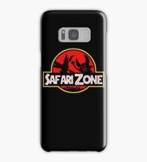 Jurassic Park - Safari Zone Samsung Galaxy Case/Skin