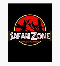 Jurassic Park - Safari Zone Photographic Print