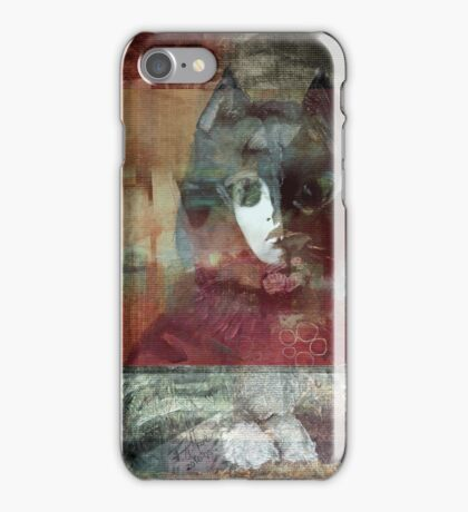 Woodland Sphinx IV iPhone Case/Skin
