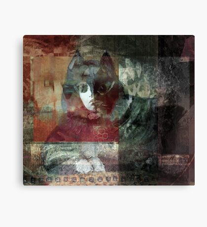 Woodland Sphinx IV Canvas Print