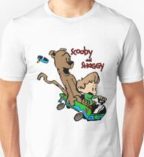 Scooby and Hobbes Unisex T-Shirt