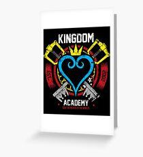 Kingdom Academy Greeting Card