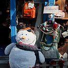 Snowman by jihyelee