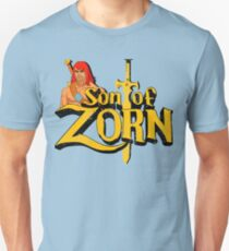 Son of Zorn - Vintage distressed Unisex T-Shirt