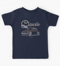 Classic Style. Beetle (brown) Kids Clothes